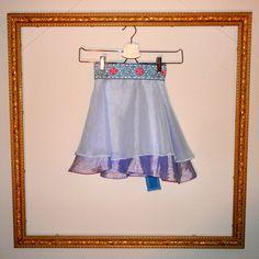 Frozen Wonders Girls's Skirt size 5T to 7