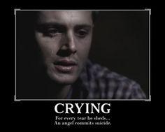 Cas Castiel Dean Winchester...