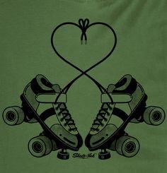 roller skates for roller derby Roller Derby Skates, Roller Derby Girls, Quad Skates, Skating Rink, Roller Skating, Figure Skating, Track Roller, City Roller, Roller Disco