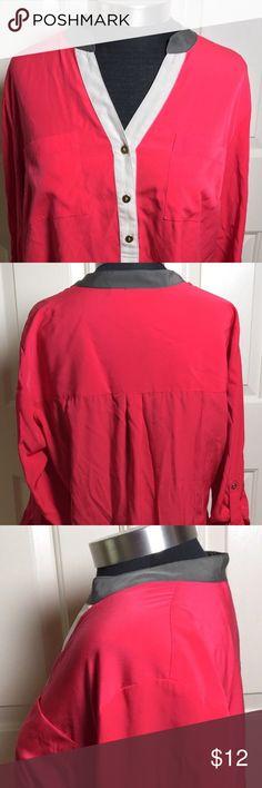 9c400b999a79 Alfani Womens Long Sleeve Blouse Top Size 12 Alfani Womens Long Sleeve  Blouse Top Size 12