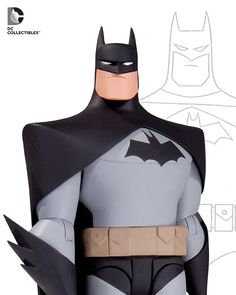 Batman: The Animated Series: From Animation to Action Figures | DC Comics