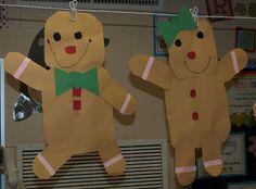 Gingerbread Fun and Freebies
