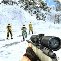 Mountain Sniper Shooting v1.3 Mod Apk Money http://ift.tt/2kt452f