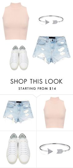 """""""2016 August 29 LP"""" by llondonslove on Polyvore featuring moda, Alexander Wang, WearAll, Yves Saint Laurent i Bling Jewelry"""