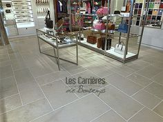 Going through Charles de Gaulle airport in Paris??? check our stone  before going to the boulevard Saint Germain !#french #stoneflooring #anticstone #design  #anticlimestone #castle #french #limestone #beige