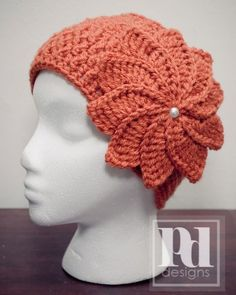 Beautiful Earwarmer Headband with a classic look!