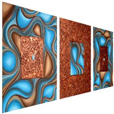 """Items similar to Canvas Art Audio System panels) - Digital Speakers - """" 6 Months No Payments No Interest Financing Available """" on Etsy Audio System, Projects To Try, Canvas Art, Digital, Frame, Creative, Abstract Paintings, Handmade, Wall Hangings"""