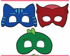 29 Images of PJ Masks Owlette Template Pj Masks Printable, Templates Printable Free, Printables, Pj Max, Pjmask Party, Party Ideas, Festa Pj Masks, Mask Template, Diy Mask
