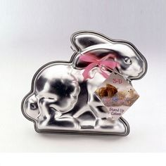 Nordicware Seasonal Easter Bunny 3-D Cake Mold $18