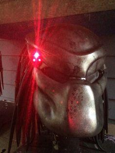 Predator helmet by Aliens-fx.com