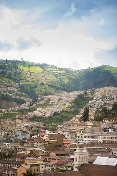 Quito, Ecuador | http://www.cosmopolitan.fi/blogit/startlivingyourbestlife