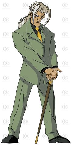 Valmont. Jackie Chan Adventures