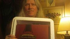 David won this Omaha Steaks combo for $0.29 using 9 voucher bids! #QuiBidsWin