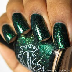Unless: Winter 2015 Doctor's Orders by GreatLakesLacquer on Etsy