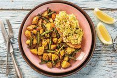 Leek & Fetta Grilled Chicken Recipe | HelloFresh