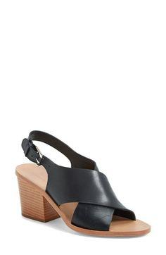 Loeffler Randall Loeffler Randal 'Ruby' Leather Sandal (Women) available at #Nordstrom