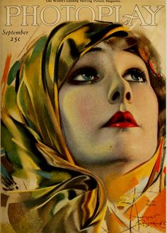 Vintage Movie Magazine  - Betty Blythe