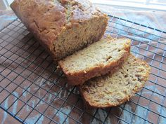 Banana Bread with Coconut Oil and Molasses @Life_on_Food