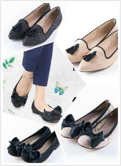 履きやすくて、大人かわいいフラットシューズです♡♡ #sizebook #lalacherie #フラットシューズ #大人かわいい #ぺったんこ