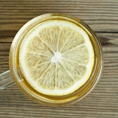Not only does the warm water help to stimulate the GI tract, but the lemons are believed to stimulate and purify the liver. It also helps digestive acids with digestion and elimination.