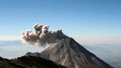 volcan colima mexico