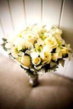 Stunning wedding bouquet made my whitehouse flowers in manly wedding bouquet mightylinksfo