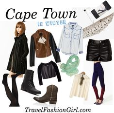What to Wear in Cape Town in Winter   Cape Town Weather In Winter The winter season, lasts from the end of May to the end of August, with strong winds and is really rather wet weather, with an average maximum temperature around 18°C / 64 Fand an average minimum of 8°C / 46 F. Winter is occasionally referred to as the 'secret season' due to the drastic change in weather from day to day.