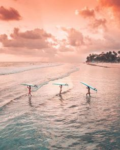 Barbados Surfing conditions are ideal for any level of surfer. Barbados is almost guaranteed to have surf somewhere on any given day of the year. Beach Aesthetic, Summer Aesthetic, Travel Aesthetic, Aloita Resort, Photo Surf, Sunset Surf, Pink Sunset, Surfing Pictures, Summer Photos