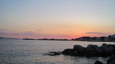 Tinos sunset Zorba The Greek, Hidden Beauty, Sailing, Greece, Sunset, Landscape, Outdoor, Greece Country, Sunsets