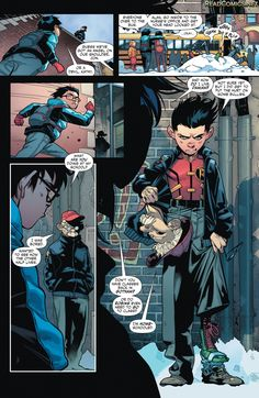 Super Sons (2017-) 1 Page 13