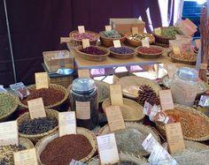Market in Vaison-la-Romaine