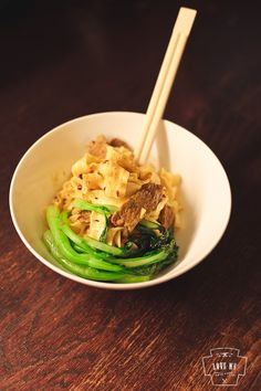 Easy Curry Fried Noodle Recipe