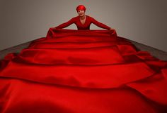 Study in Red by allexandr - Pixdaus