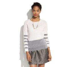 Madewell Mixer Sweater