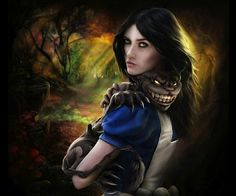 Alice und Grinsekatze