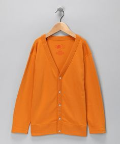 Take a look at this Topaz Library Cardigan - Toddler & Boys by Soft Clothing on #zulily today!