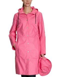 "ILSE JACOBSEN women's raincoat and hat Do a Rain ""Raincoat Ladies"