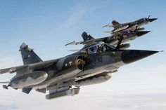 French Air Force Dassault Mirage F.1CRs