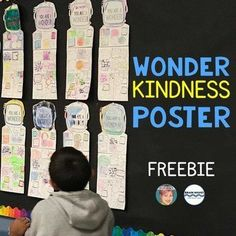 This freebie was created by Art with Jenny K. and Mary Beth from Brain Waves Instruction. We hope you will use this freebie to promote kindness in your classroom and to empower your students to be who they are as individuals and to see the beauty in one another!