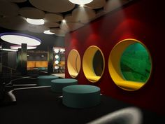 In #Hotel Mikolajki will be a bar with a #bowling and billiards.