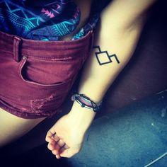 tattoos on pinterest david hale arrow tattoos and dagger tattoo. Black Bedroom Furniture Sets. Home Design Ideas