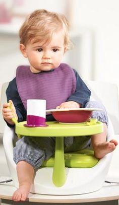 ¿Qué debe comer tu bebé durante su primer añito? #DiversificaciónAlimentaria  #BÉABAteayuda