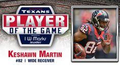 Regular Season Week 16: Keshawn Martin