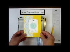 Scrapbook or video of card anything can be used