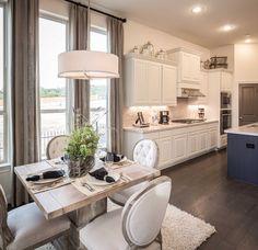 Model Home in San Antonio Texas, Coronado community