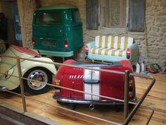 VW furniture & wall art