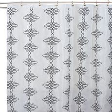 Celina White 72 X 72 Shower Curtain Bed Bath Beyond With
