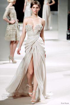 Elie Saab DRESS 2014 / #Vestido #Fashion Haute couture - Alta Costura