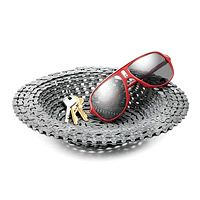 BIKE CHAIN BOWL | UncommonGoods -  PEN 253.40 - for the house