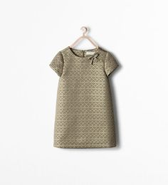 ZARA - SALE - JACQUARD DRESS